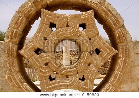 Star of Hisham's Palace