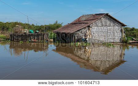 Hut On The Lake