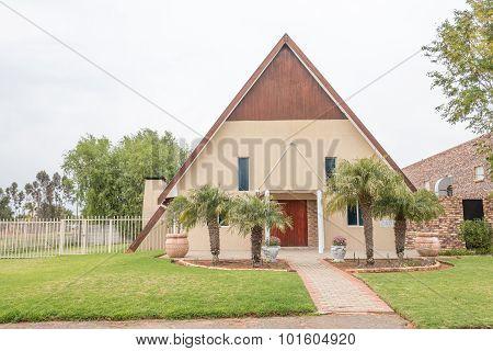 Apostolic Faith Mission Church In Vredendal