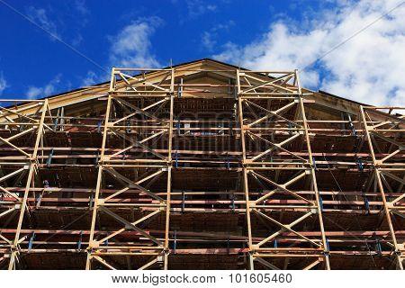 Old Building Restoration