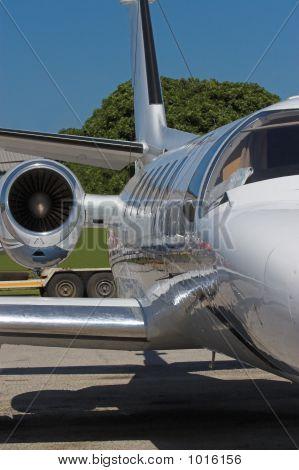 Jet  Liner Engine