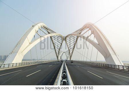 Bridge structure