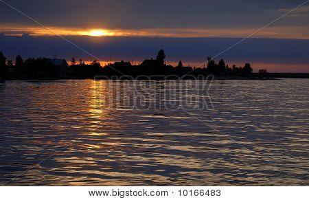 Volkhov River.