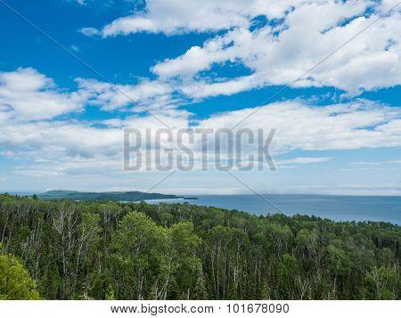 Lake Superior Scenic Overlook 1