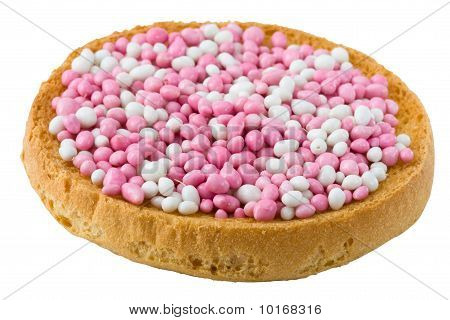 Pink And White Muisjes