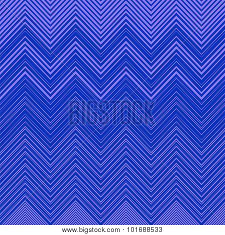 Geometric Vibrating Wave Pattern