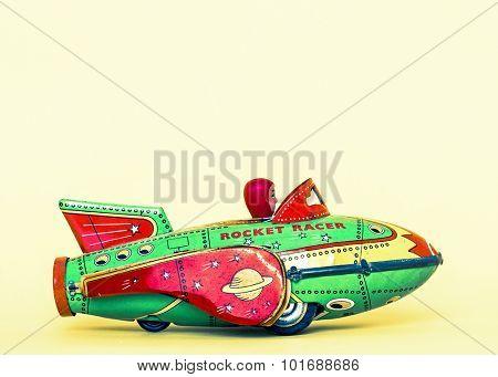 retro rocket toys