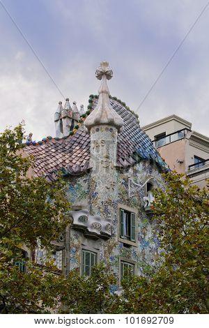 Casa Batllo III