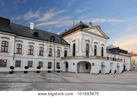 President Palace, Bratislava