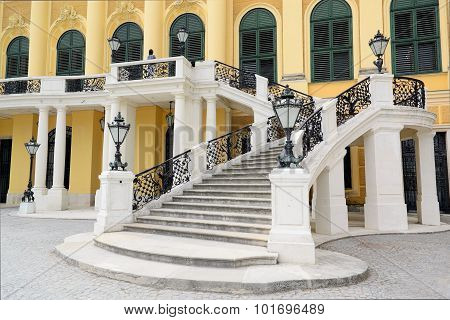Schonbrunn Palace IV