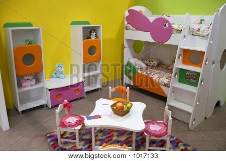 Child Room, Playroom