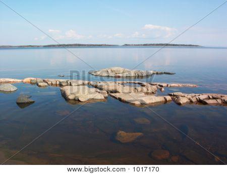Stony Islands Background