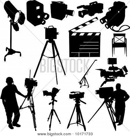 film collection - vector