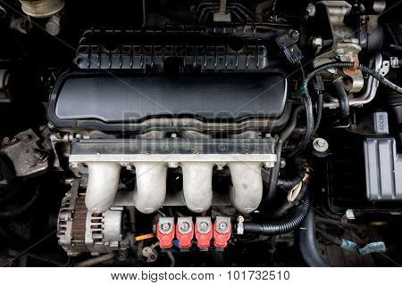 Red LPG injector