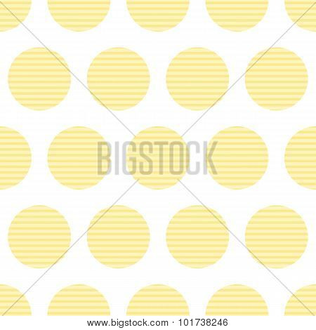 Pattern With Striped Chips