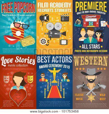 Movie Poster Set
