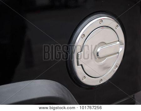 Fuel Cap Close-up