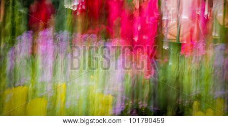 flower wash