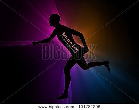 human illustration
