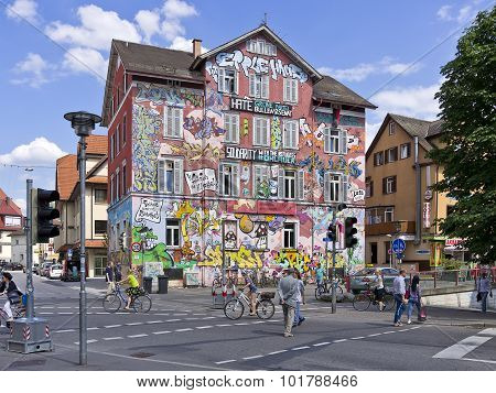 The Epplehaus, Tubingen, Germany