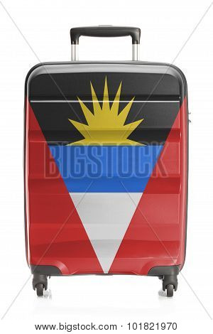 Suitcase With National Flag Series - Antigua And Barbuda
