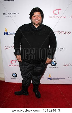 LOS ANGELES - SEP 15:  Harvey Guillan at the