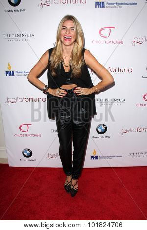 LOS ANGELES - SEP 15:  Rachel McCord at the
