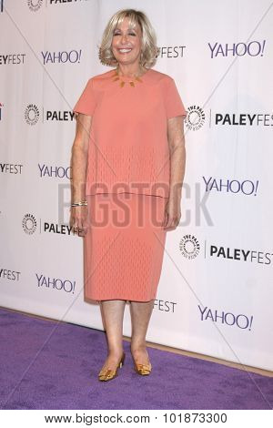 LOS ANGELES - SEP 16:  Carol Mendelsohn at the PaleyFest 2015 Fall TV Preview -