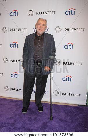 LOS ANGELES - SEP 16:  Robert David Hall at the PaleyFest 2015 Fall TV Preview -