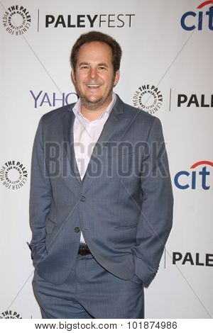 LOS ANGELES - SEP 16:  David Berman at the PaleyFest 2015 Fall TV Preview -