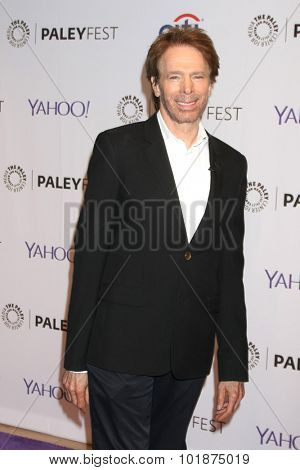 LOS ANGELES - SEP 16:  Jerry Bruckheimer at the PaleyFest 2015 Fall TV Preview -