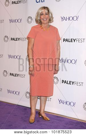 LOS ANGELES - SEP 16:  Carol Mendelsohn at the PaleyFest 2015 Fall TV Preview -