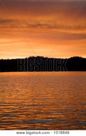 Lake Sunset 8
