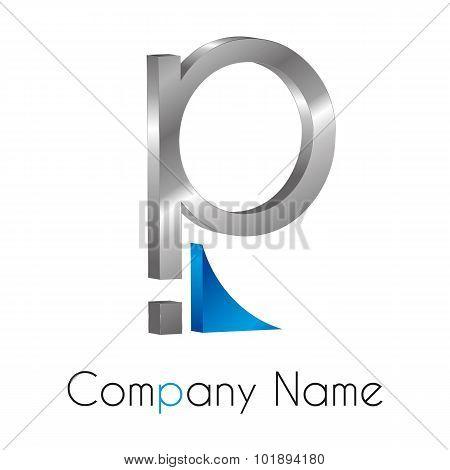 Letter Logo P