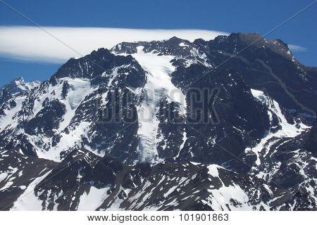 Glacier of the lame man