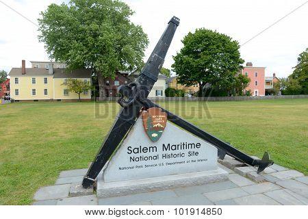 Salem Maritime NHS, Salem, Massachusetts