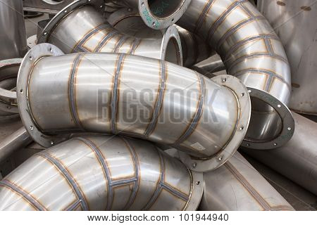 Industrial Ducting Parts