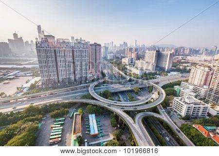 Guangzhou Interchange Road