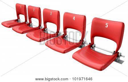 Stadium Seats Section