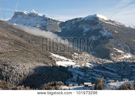 Ortisei, The Dolomites, Northern Italy