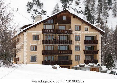 Alpine Hotel, Switzerland