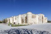 Caravanserai Sultanhani was built in 1229 by Sultan Alaaddin Keykubat. It was an important point of the Silk Road in the Seljuk era on the road to Konya - Aksaray. poster