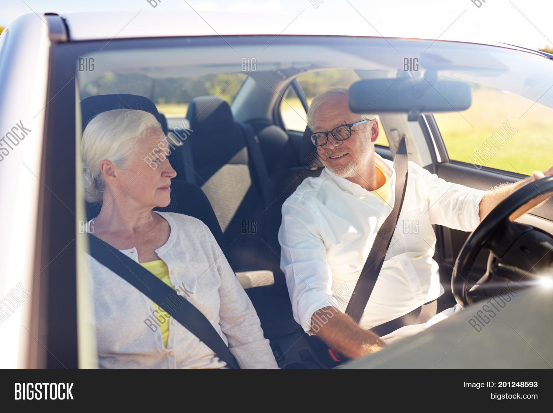 Road Trip, Travel Old People Image & Photo   Bigstock