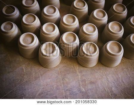 Pottery Clay handmade Craft product Industry manufacturing