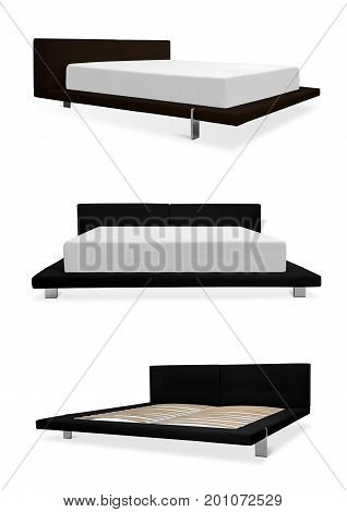 Modern Bed And Frame Furniture