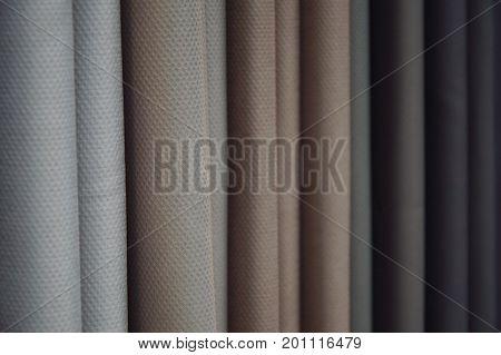 folding drape cloth arranging background and texture