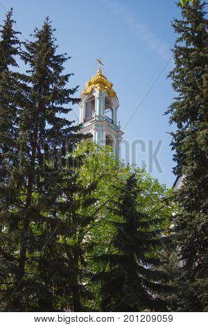 Monastery In Sergiev Posad