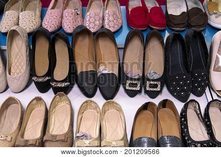 lady shoes fashion elegant stylish pair casual