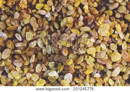 Sweet Raisins, Can Be Used As Background