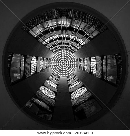 Light Tunnel Prespective